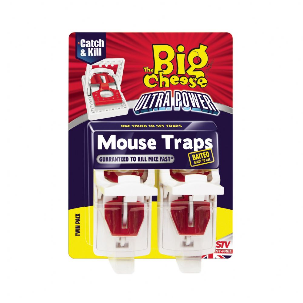 STV Ultra Power Mouse Trap